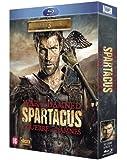 Spartacus, La Guerre des Damnés : L'intégrale de la Saison 3 [Blu-ray][Import Allemand]