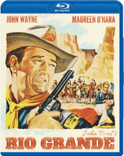 Cover art for  Rio Grande [Blu-ray]