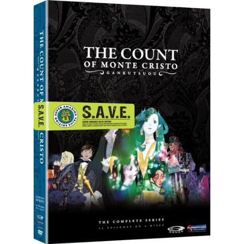 Gankutsuou: Count of Monte Cristo - The Complete Series S.A.V.E. movie