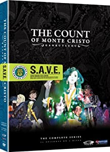 Gankutsuou: Count of Monte Cristo - The Complete Series S.A.V.E.