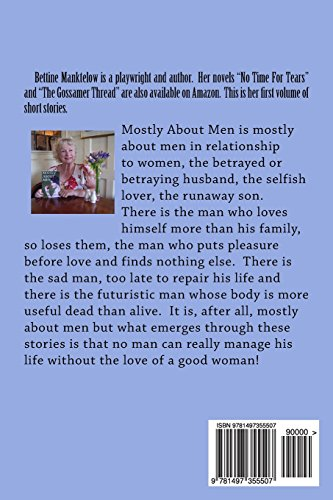 Mostly About Men: A collection of short stories
