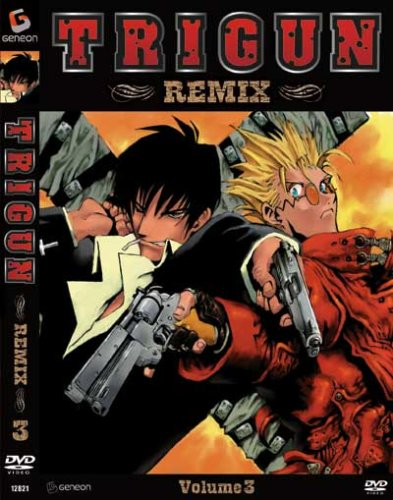 Trigun 3: Remix [DVD] [Region 1] [US Import] [NTSC]