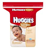 Huggies Soft Skin Baby Wipes Pack of 1
