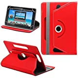 """Generic 360° Rotating 7"""" Inch Tablet Leather Flip Case Cover Book Cover With Stand For Sansui ST71 Calling Tablet..."""