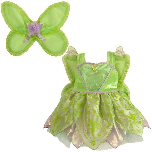Disney Store Tinkerbell/Tink Fairy Costume: Infant/Toddler Size 12-18 Months