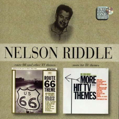 Nelson Riddle - Route 66 - Zortam Music