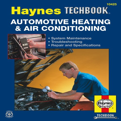 Car Air Conditioner Repair Cost Guide: Cheapest Copy Of Haynes Techbook Automotive Heating & Air