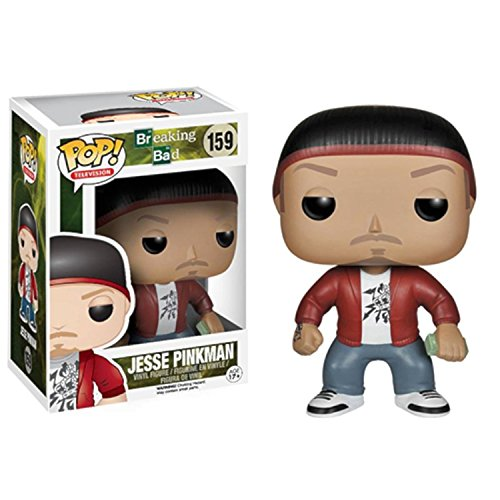 Funko POP Breaking Bad Walter White Jesse Pinkman