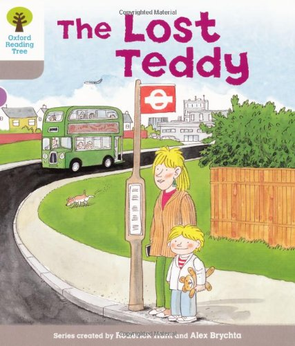 Lost Teddy. Roderick Hunt, Thelma Page (Ort Wordless Stories)