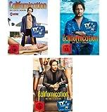 Californication - Season 1-3 (6 DVDs)