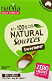 Natvia 100 % Natural Sweetener 40 Sticks (Pack of 2)