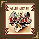 Great Songs of 1930by Various Artists