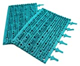 Tomcat® Brushes, Rubber (Pair) Replacement for Aquabot® / Aqua Products P/n: Sp3002b
