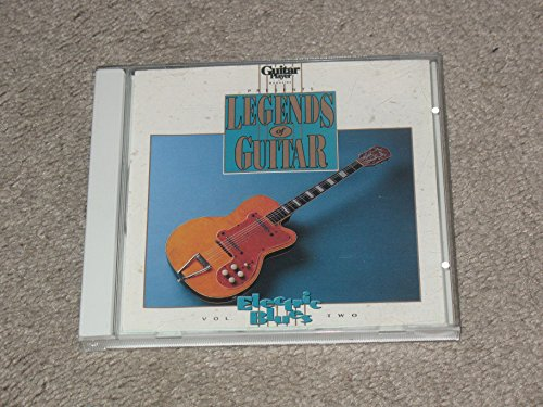 Legends Of Guitar-Electric Blues Vol.-2 -Audio-Cd