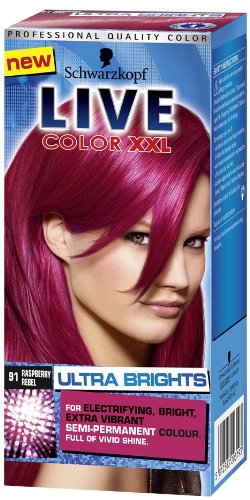 live color xxl 91 raspberry rebel ultra brights your 1