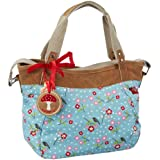 Adelheid Glckspilz Handtasche klein 11131552739, Damen Umhngetaschen 35x26x11 cm (B x H x T)
