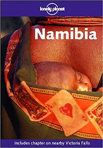 Lonely Planet Namibia