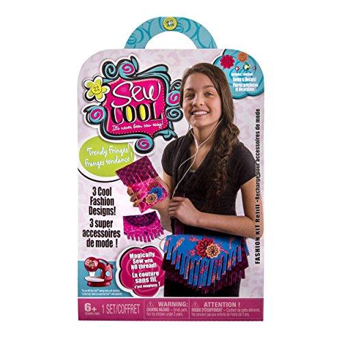 Sew Cool - Fringe Purse Fabric Kit - 1