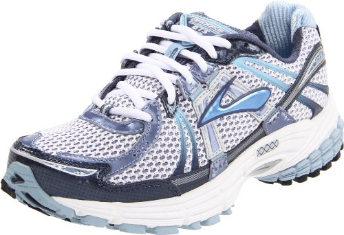 Brooks Women's Adrenalinegts12 W Paleblue/White/Silver Trainer 1201001D478 6 UK, 8 US