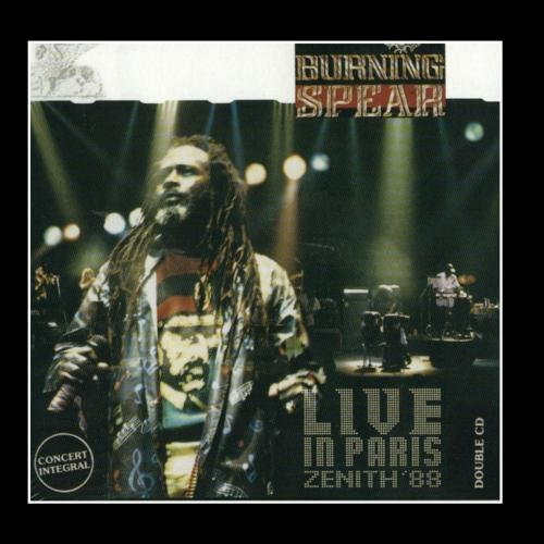Burning Spear - Live in Paris Zenith