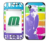 MusicSkins Justin Bieber Painted Skin for Samsung Galaxy Ace (GT-S5830)