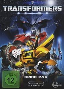 Transformers Prime, Folge 7 - Orion Pax