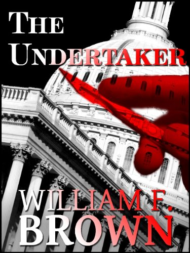 The Undertaker:  Pete and Sandy Suspense Thriller 1: FBI Versus the Mafia Action Adventure Romance Novel (Pete and Sandy Suspense Thriller Novels)