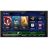 """Kenwood Excelon DNX891HD 6.95"""" Touchscreen DVD Navigation Receiver"""