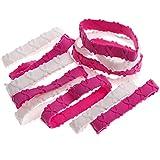 Pink Ribbon Pop-Out Bracelets - Novelty Jewelry & Bracelets