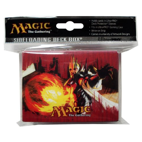 Magic the Gathering Deck Box - Gatecrash - Sunhome Guildmage (Boros)