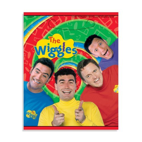 The Wiggles 8 Loot Bags