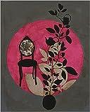 Posters: Anna Buschulte Poster Reproduction - Fauteuil Baroque, Plantes, Design Asiat
