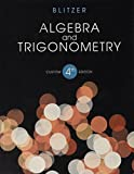 img - for Algebra and Trigonometry 4th Ed book / textbook / text book