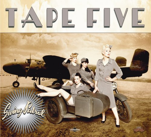 Tape Five-Swing Patrol-CD-2012-iHF Download