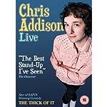 Chris Addison Live | Chris Addison