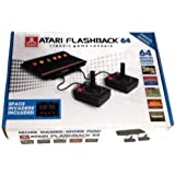 Atari Flashback 64 Special Edition Classic Game Console with Wired Controllers