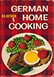 img - for German Home Cooking book / textbook / text book