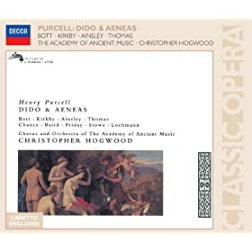 """Purcell: Dido and Aeneas / Act 3 - """"Destruction's our delight"""""""