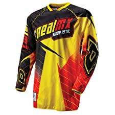 O'Neal Hardwear Racewear Downhill Jersey Gentlemen yellow/black Size