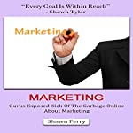 Marketing: Gurus Exposed - Sick of the Garbage Online About Marketing | Shawn Perry