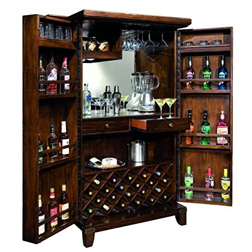 Rogue Valley Wine & Bar Cabinet