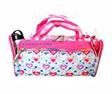 XIAOMEI Girls Colourful Cartoon Bag 676P for Travel Holiday or Gym bag etc