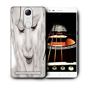 Snoogg White Baby Designer Protective Back Case Cover For LENOVO K5 VIBE
