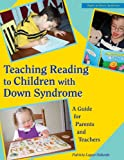 51Lyf4TjReL. SL160  Teaching Reading to Children With Down Syndrome: A Guide for Parents and Teachers (Topics in Down Syndrome)