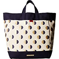 Tommy Hilfiger Jean - Metallic Dot Canvas Tote
