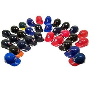 MLB MINI SNACK HELMET ICE CREAM BOWL SET ALL 30 TEAMS by Rawlings