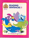 img - for Reading Sentences, Grade 1 (I Know It! Books) book / textbook / text book