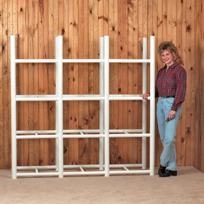 Bin Warehouse DFAE2MBW0431 Storage System for 12-TotesB0000TRRY8