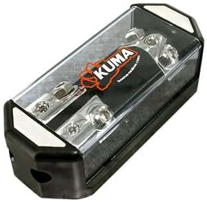Amazon.com: Kuma KNH-210 ANL Distribution Block: Car Electronics
