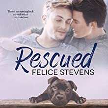 Rescued | Livre audio Auteur(s) : Felice Stevens Narrateur(s) : Charlie David